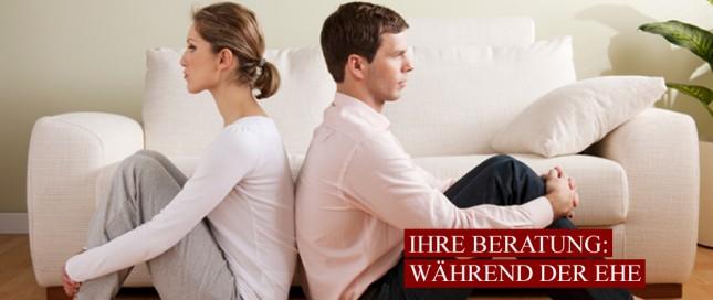 Trennung in München - Eheberatung hier klicken